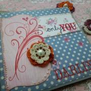 6×6インチのお花BOOK